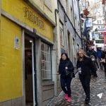 O que fazer em Sintra - Pastelaria Piriquita