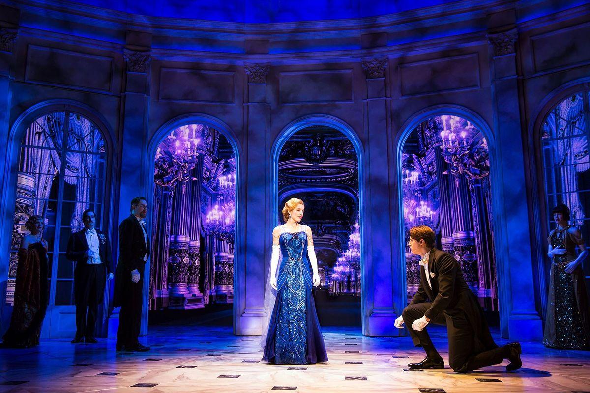 NY Broadway - Anastasia