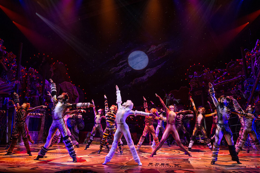 NY Broadway - Cats - Foto Matthew Murphy