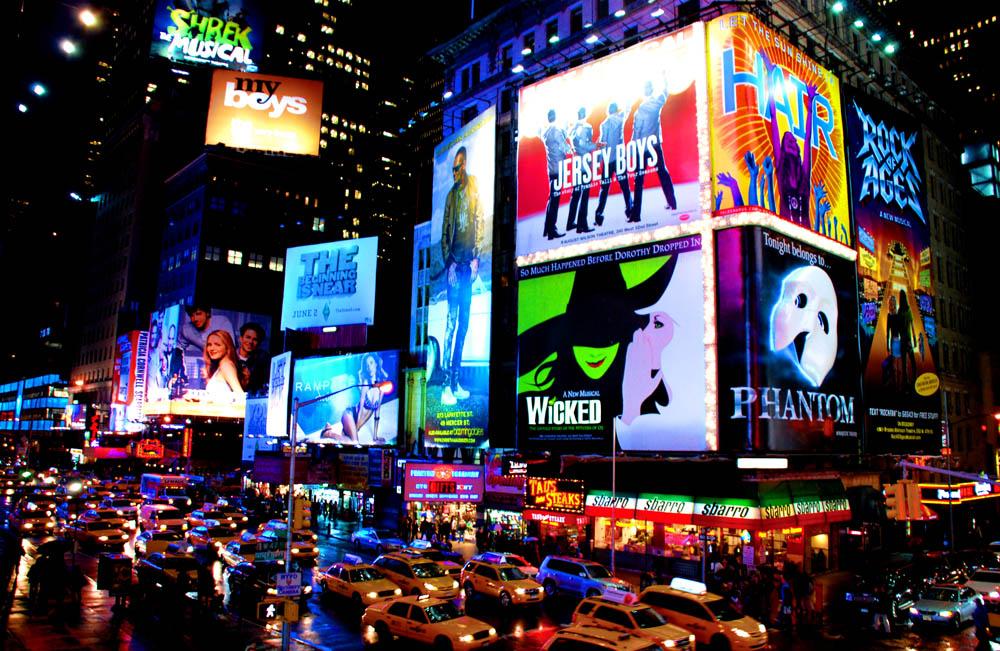 NY Broadway - Musicais da Broadway em Nova York
