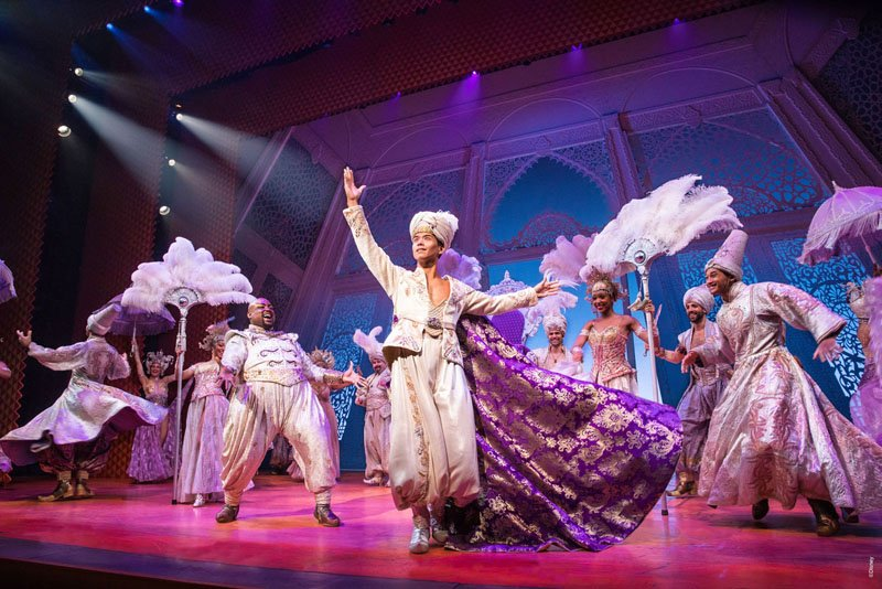 NY Broadway - Musical Aladdin - Foto Disney