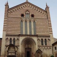 O que fazer em Verona Italia - Igreja de San Fermo arquitetura romanica