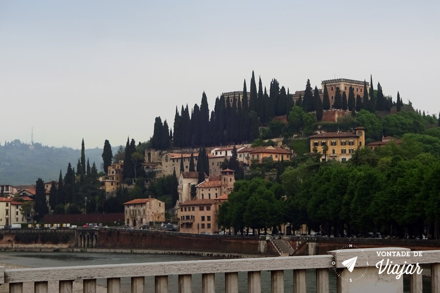 O que fazer em Verona Italia - Rio Adige