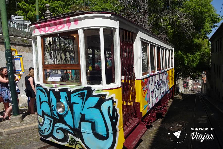 Tour em Lisboa - Galeria de Arte Urbana
