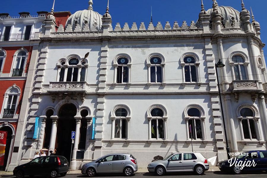 Tour em Lisboa - Principe Real Embaixada