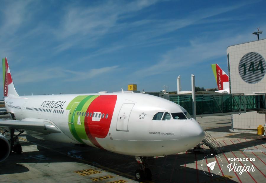 Como comprar passagens mais barata - Voo para Europa aviao TAP