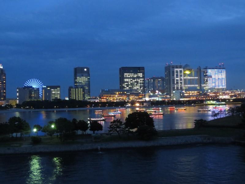 Roteiro Japao - A futurista Odaiba em Tokyo