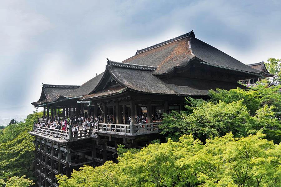 Roteiro Japao - Kyoto Templo Kiyomizu Dera