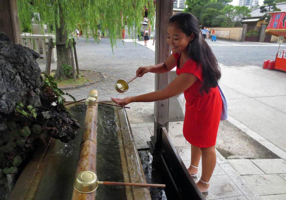 Roteiro Japao - Patricia blog Bagagem de Memorias - Ueno Park