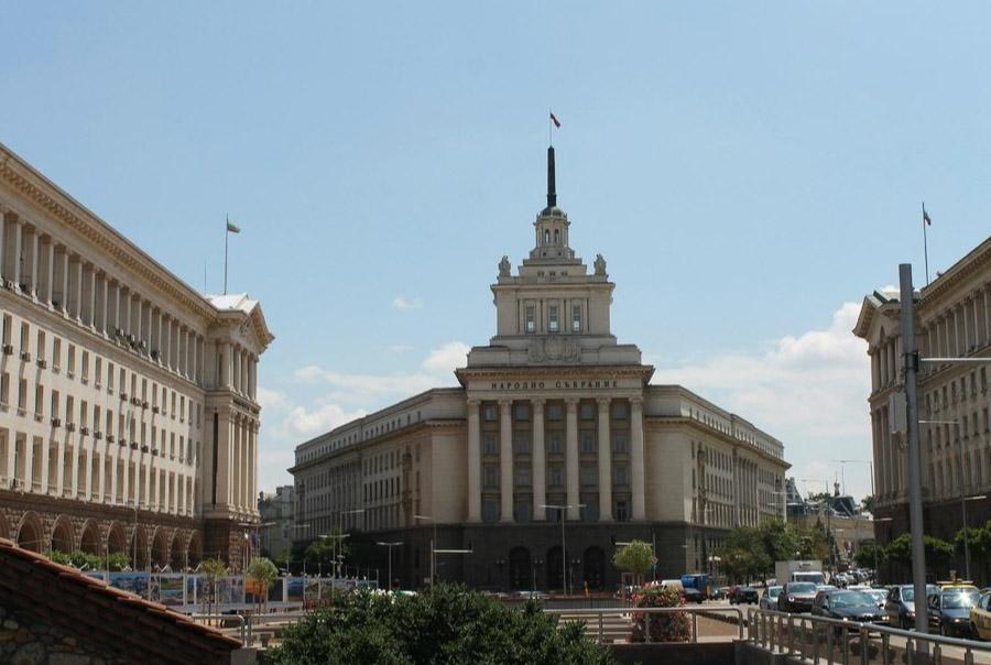 Roteiro de viagem Bulgaria - Antiga sede do Partido Comunista em Sofia - Foto Blntouri