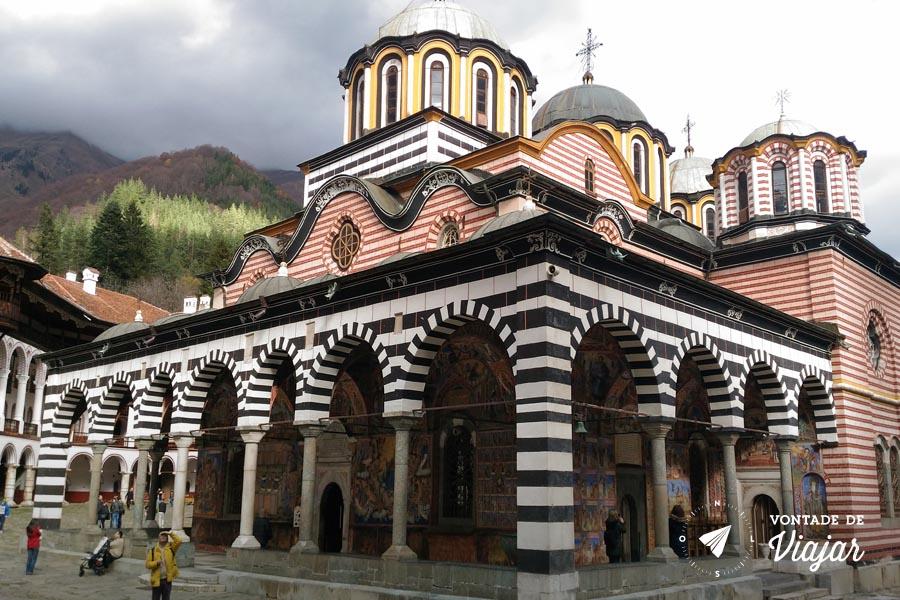 Roteiro de viagem Bulgaria - Mosteiro de Rila