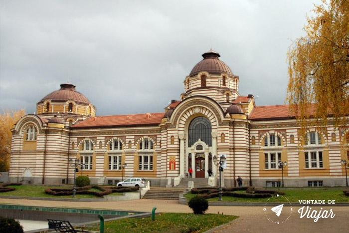 Roteiro de viagem Bulgaria - Museu da Cidade de Sofia