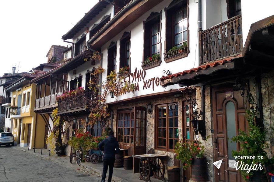 Roteiro de viagem Bulgaria - Veliko Tarnovo