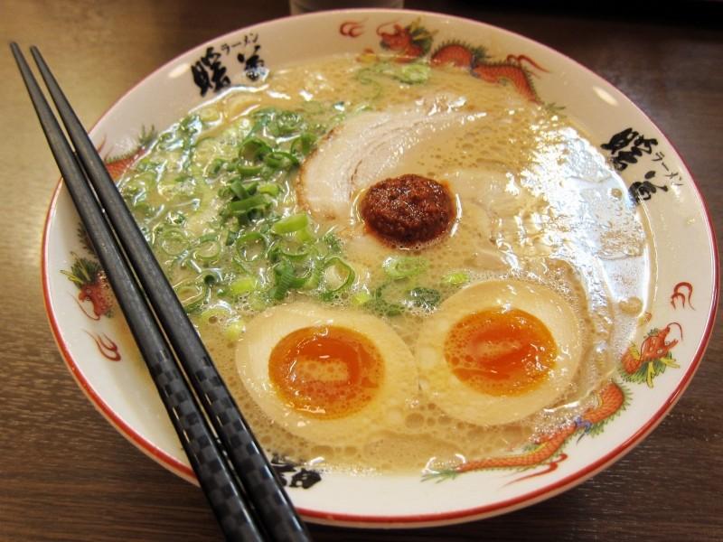 Viagem pelo Japao - Ramen comida japonesa