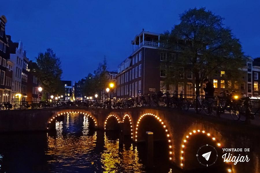 Amsterdam a noite - o que fazer em Amsterdam