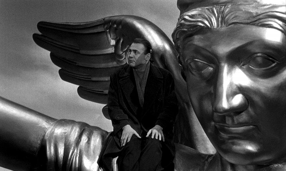 Filmes em Berlim - Asas do Desejo Coluna da Vitoria - Wim Wenders