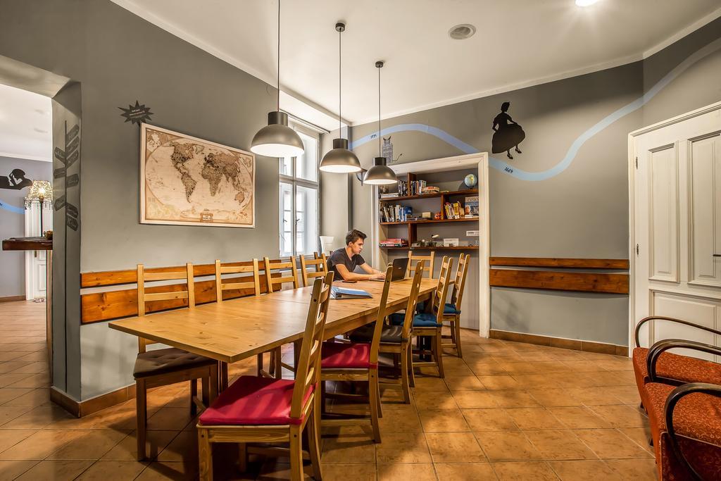 Hostel em Praga - albergue Ahoy