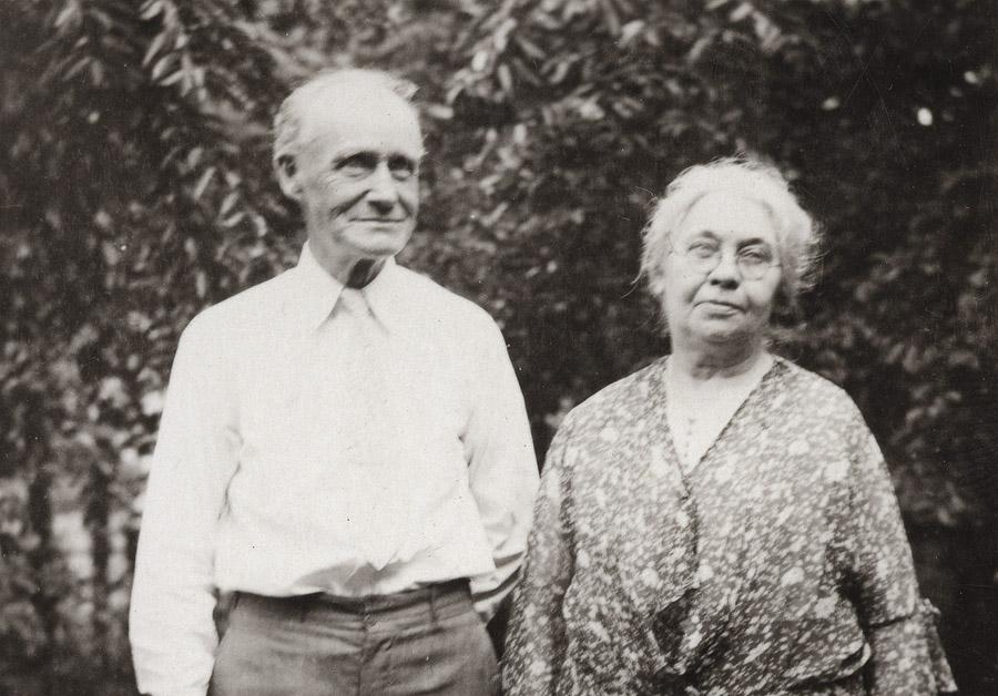 Tenement Museum - Moore casal irlandes em Nova York 1937