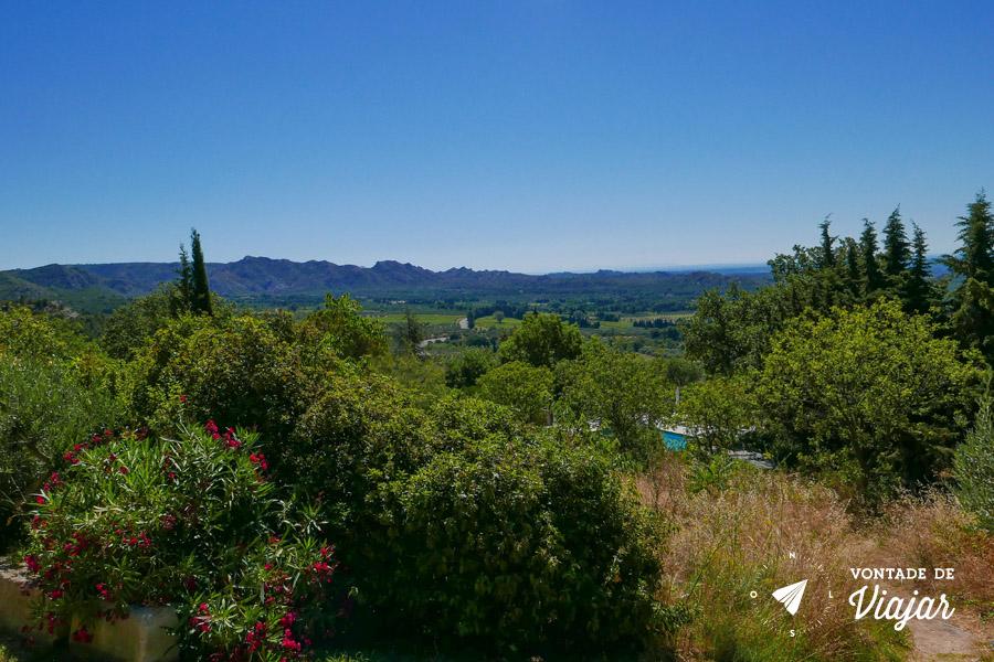 Arles - Paisagem do Sul da Franca