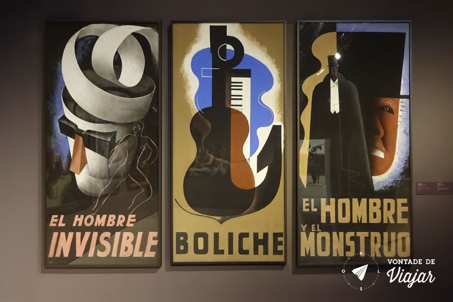 MNAC Barcelona - El Hombre y el Monstruo - Antoni Clave