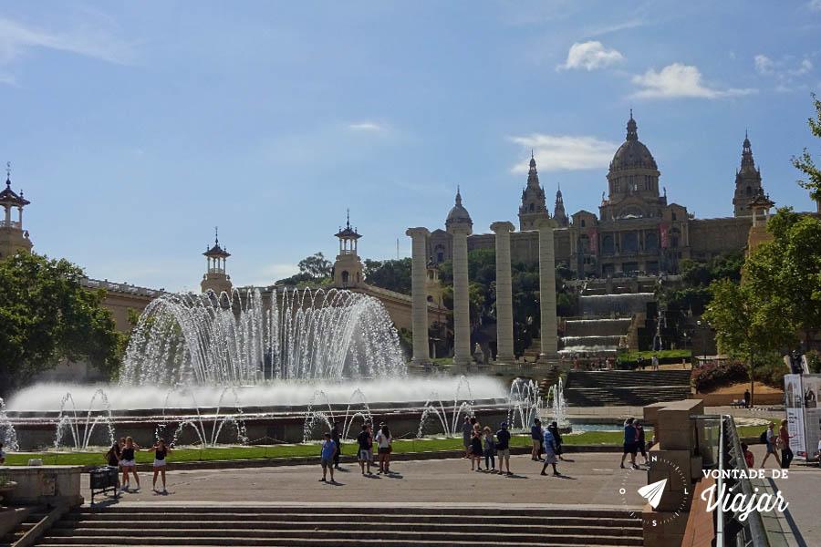 MNAC Barcelona - Font Magica