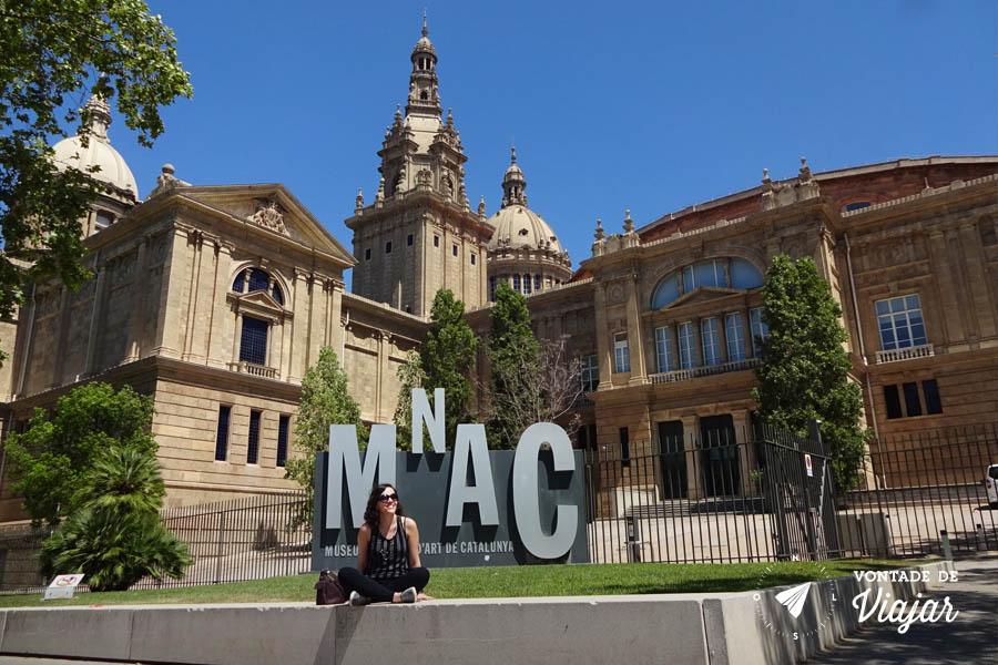MNAC Barcelona - Palau Nacional