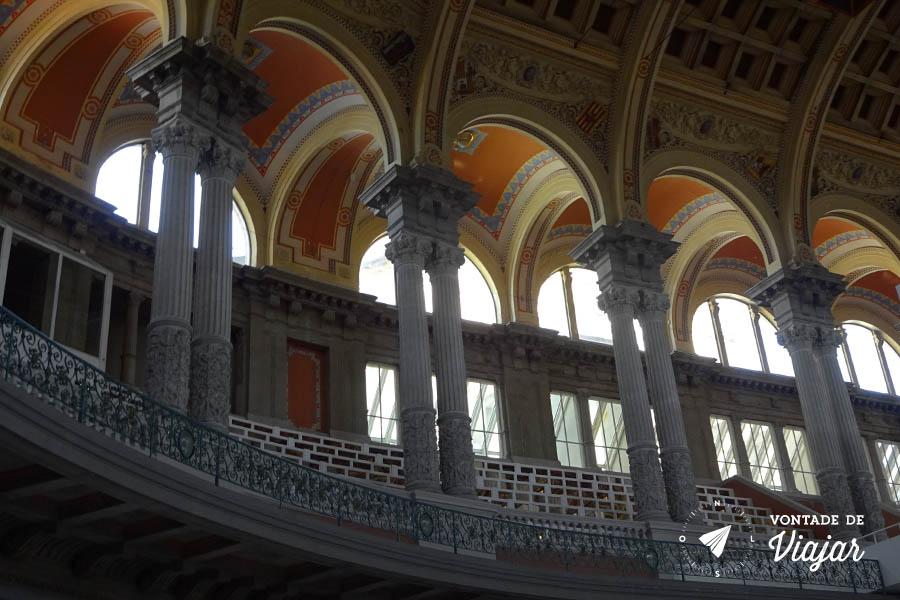 MNAC Barcelona - Salao do palacio