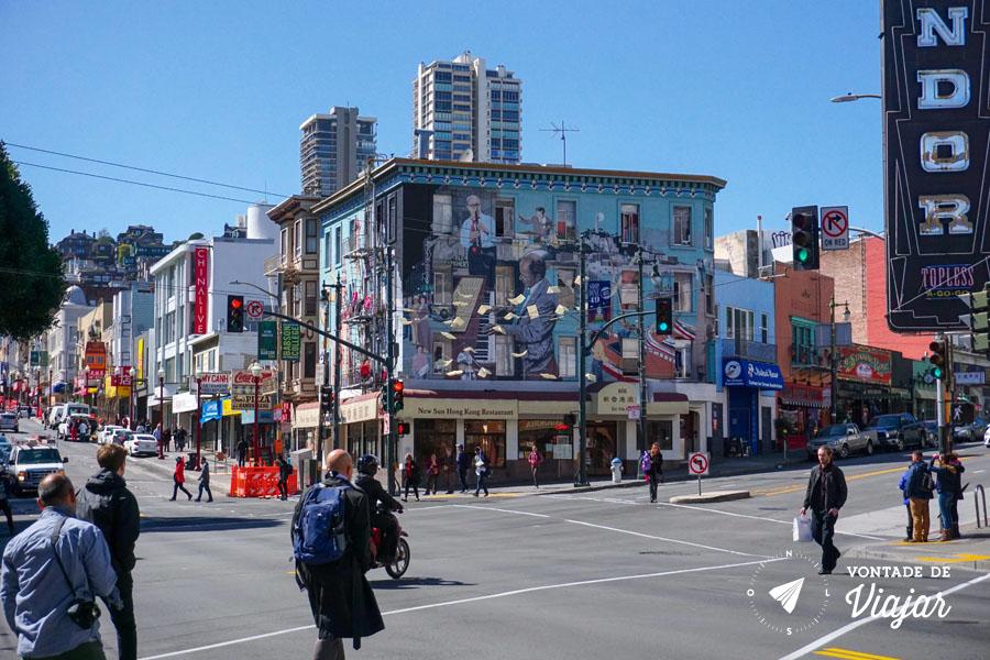 O que fazer em San Francisco California - Street art