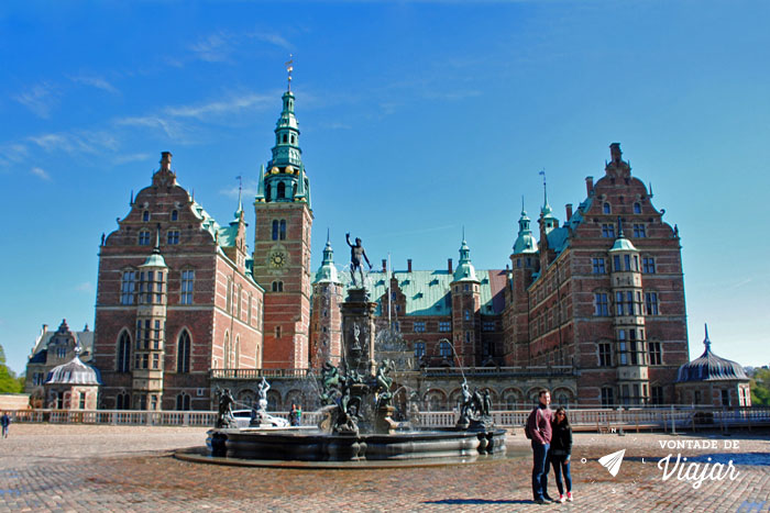 O que fazer em Copenhague - Frederiksborg - Foto Ludmila Ravazi