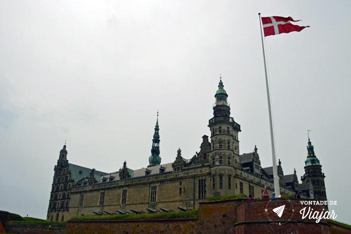 O que fazer em Copenhague - Kronborg - Foto Ludmila Ravazi
