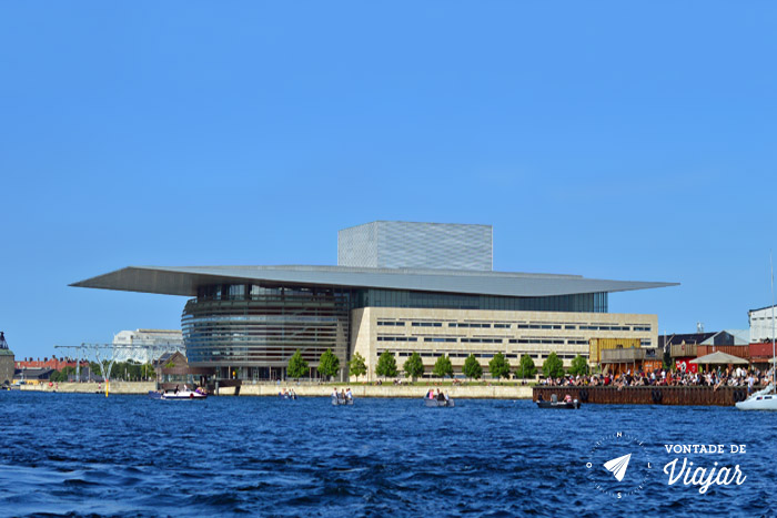 O que fazer em Copenhague - Opera House - Foto Ludmila Ravazi