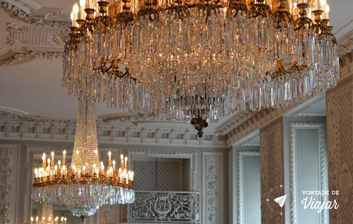 O que fazer em Copenhague - Palacio Christianborg interior - Foto Ludmila Ravazi