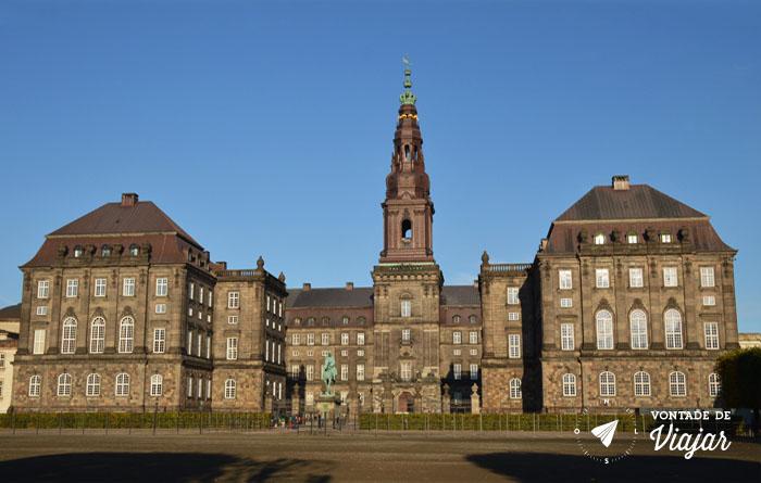 O que fazer em Copenhague - Palacio de Christianbog - Foto Ludmila Ravazi