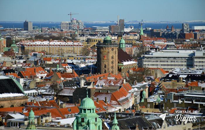 O que fazer em Copenhague - Torre Redonda - Foto Ludmila Ravazi
