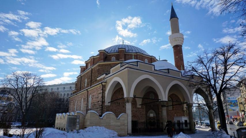 O que fazer em Sofia Bulgaria - Mesquita Banya Bashi