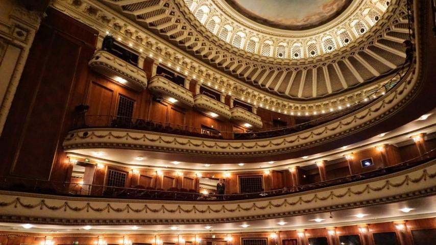 O que fazer em Sofia Bulgaria - Sofia Opera e Ballet