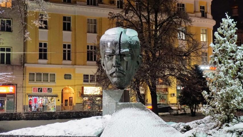 O que fazer em Sofia Bulgaria - South Park a noite
