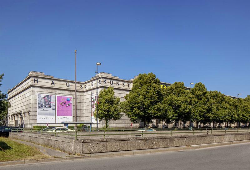 Munique Museu Haus der Kunst - Foto Architects Journal