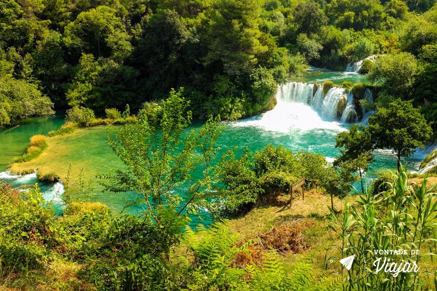 Viagem Croacia - Parque Nacional Krka
