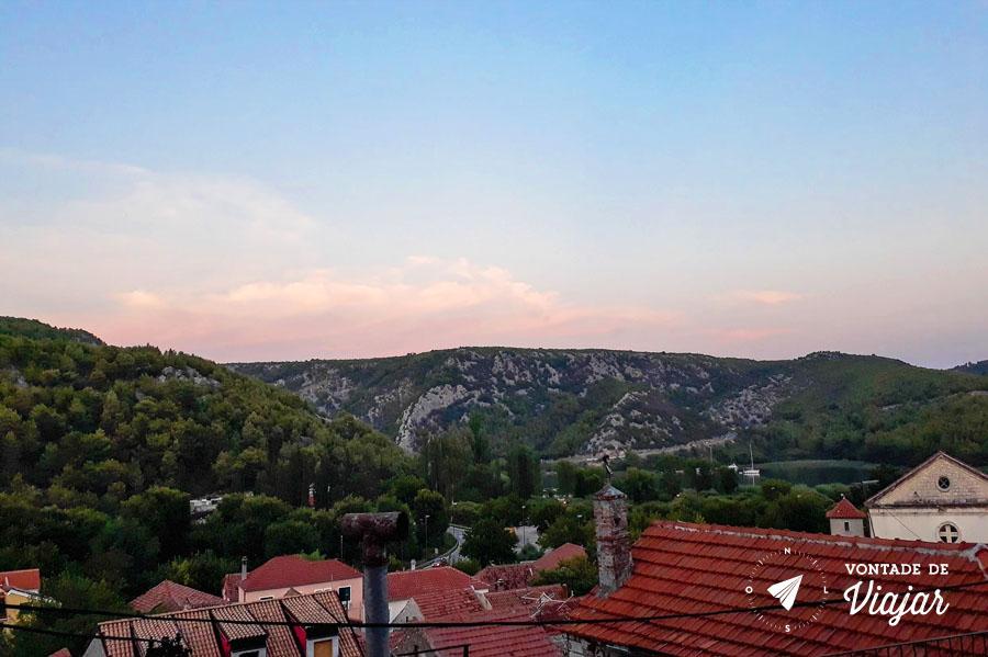 Viagem Croacia - Skradin cidade que e entrada para Krka