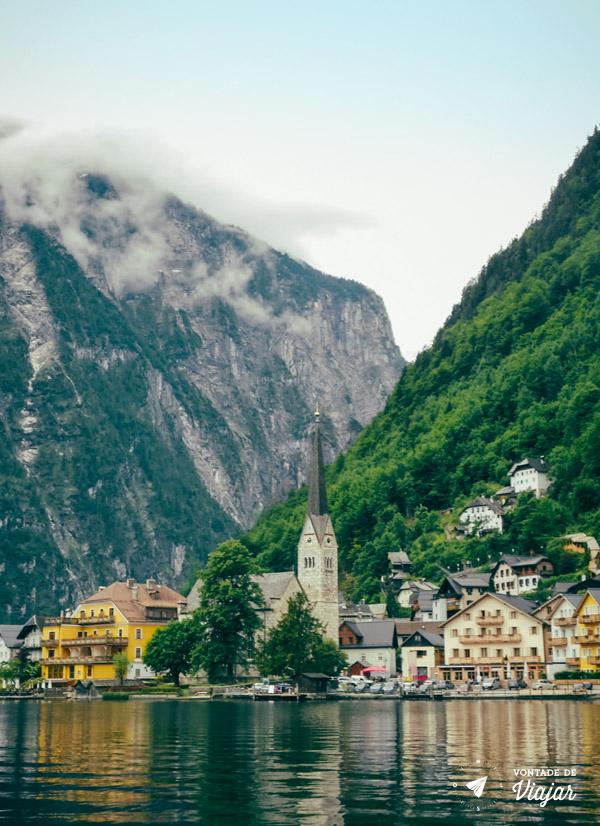 Cidades da Austria - Hallstatt - blog Vontade de Viajar