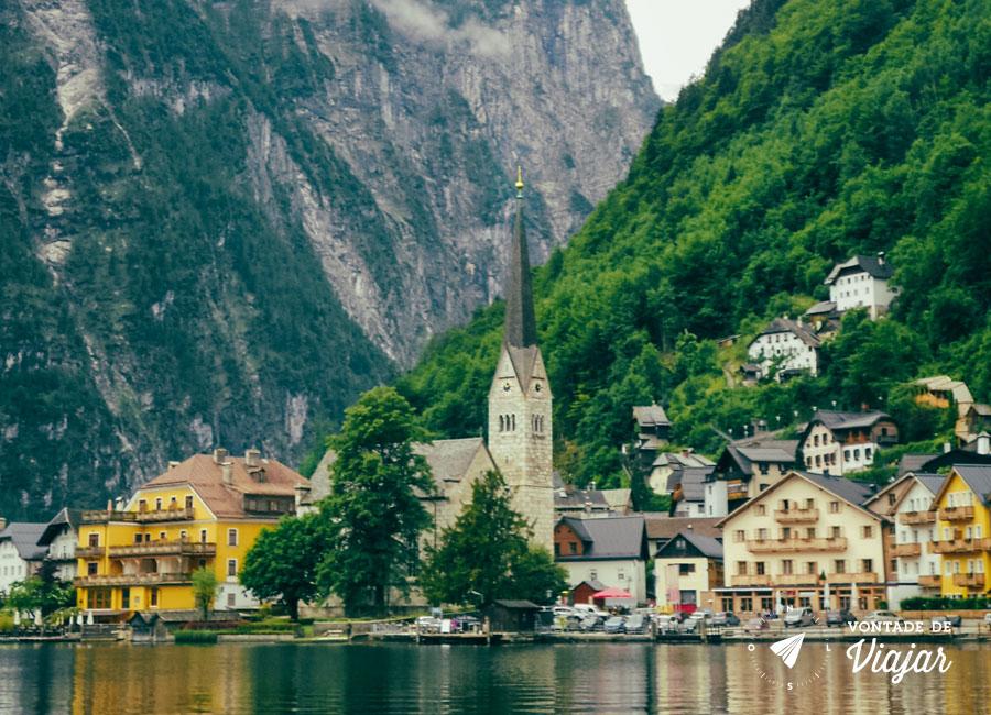Hallstatt: uma das mais belas cidades da Áustria
