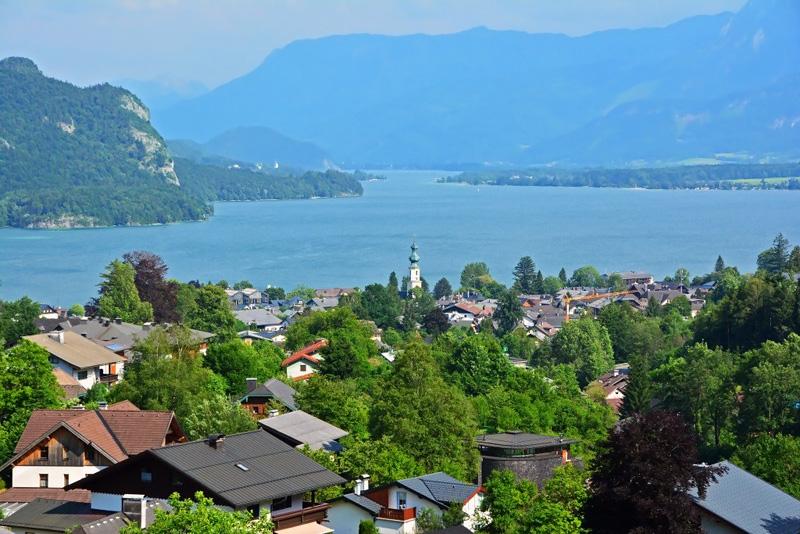 Cidades da Austria - St Gilgen - Foto Forget Someday
