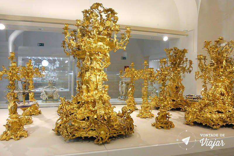 Roteiro Austria - Viena Palacio Hofburg tesouro imperial
