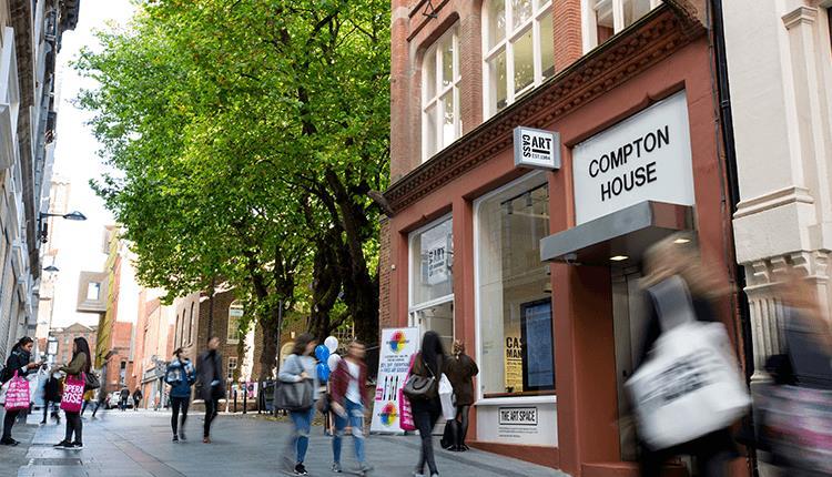 Compras em Liverpool lojas no centro - School Lane