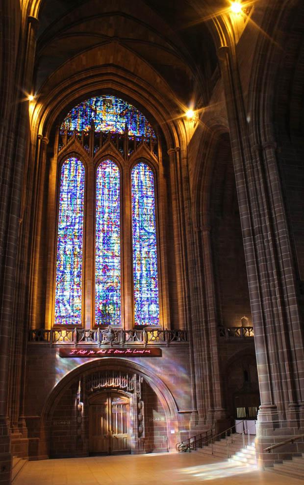 Liverpool Catedral - Foto: Patrick Shaw
