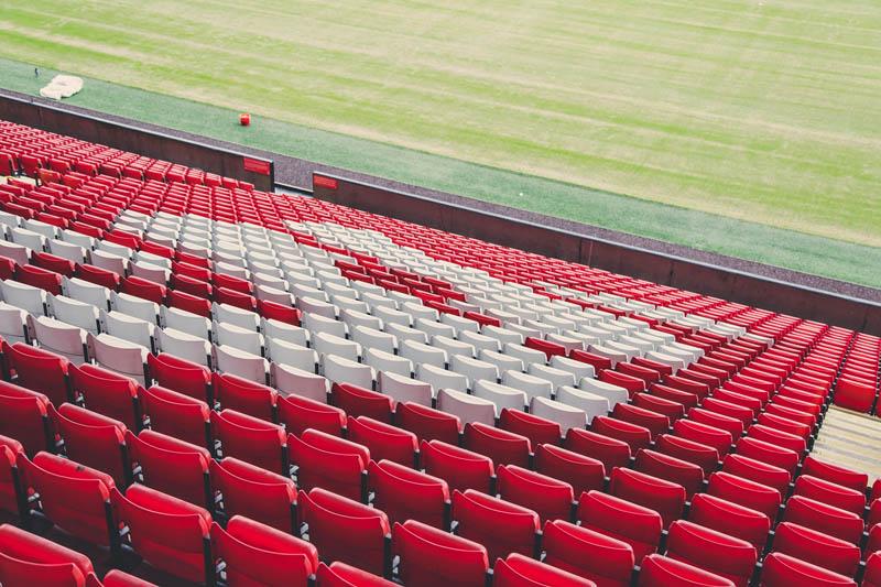Tour no Anfield, estádio do Liverpool FC - Foto: Rick Barrett