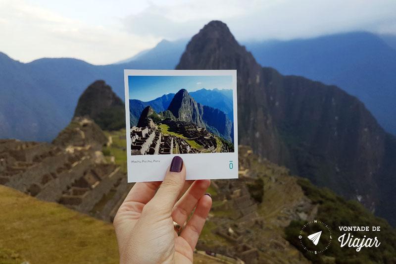 Foto Phosfato em Machu Picchu Peru