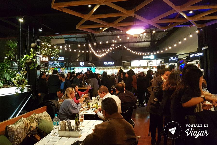 Restaurantes em Miraflores Lima - Mercado 28