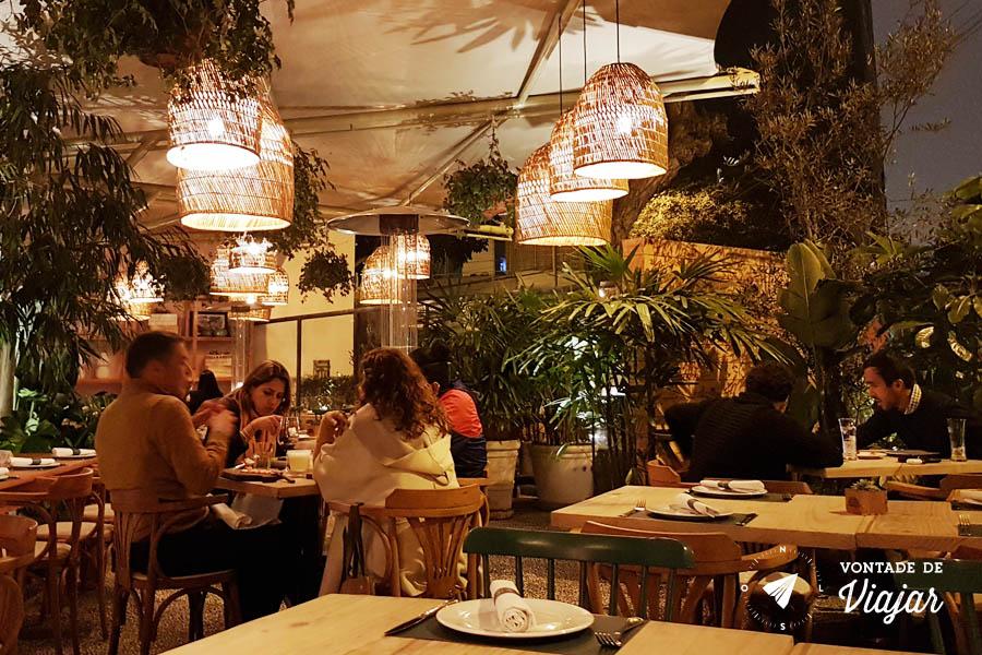 Restaurantes em Miraflores Lima - Plazita